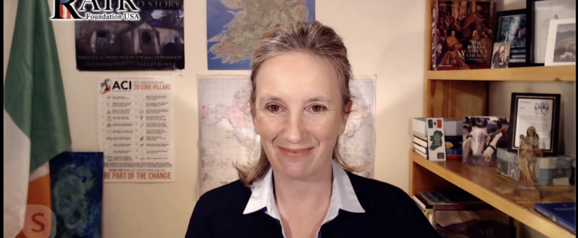 RAIR Exclusive Interview: Freedom Fighter Gemma O'Doherty and Her Fight To Save Ireland!
