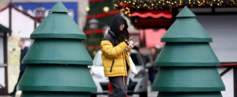 Christmas In Germany:  Concrete Anti-Terror Christmas 'Trees' Go Up To Deter 'Religion Of Peace' Attacks…