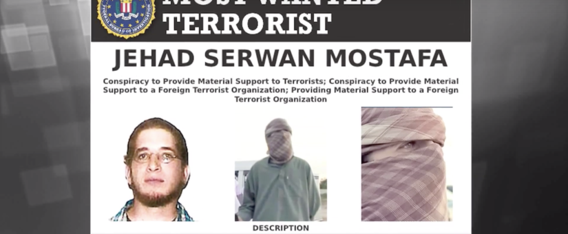 ALERT: $5M Reward Offered for the Capture Of San Diego Jihadi on FBI's Most Wanted Terrorist List (Video)
