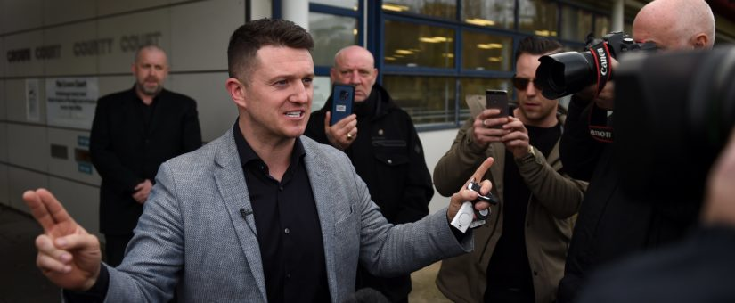 WATCH: Tommy Robinson Releases Preview of Documentary Exposing Antisemitism in London & the Persecution of Yisroel Shalom