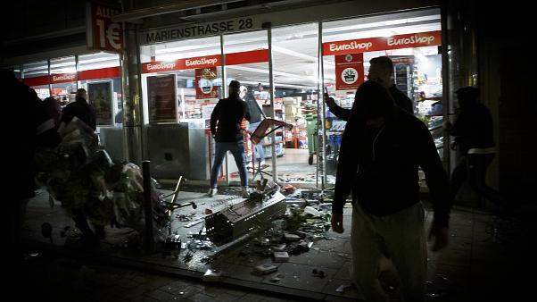 Germany Erupts: 'Scenes of Civil War' in Stuttgart from Merkel's Migrants Screaming  'Allahu Akbar!' (Watch)