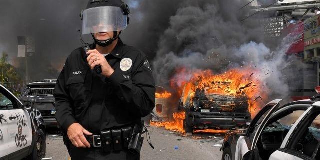 War Declared! List of Attacks on Law Enforcement: RAIR Series on Far-Left 2020 Riots (Part One)