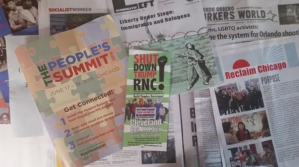 Exclusive: What I learned posing as a communist at the People's Summit